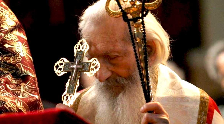 Patrijarh srpski Pavle – zemaljsko božanstvo